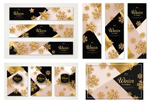 10 Cards for Shiny Christmas