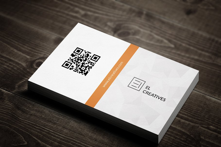 Corporate Business Card in Business Card Templates