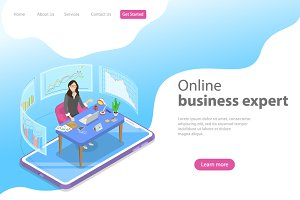 Online business expert
