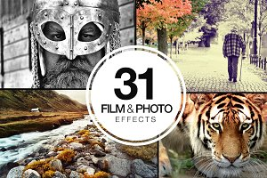 31 Film & Photo Actions