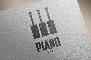 Piano Bar Logo