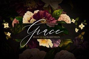 Grace Floral Collection