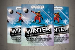 Winter Flyer / Poster