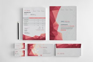 The Branding Stationery