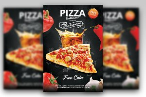 Pizza Restarunt Flayer
