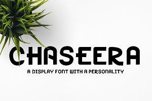 Chaseera Font