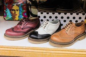 Vintage Shoes Detail