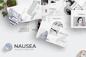 Nausea Keynote Template