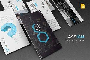 Assign - Google Slides Template