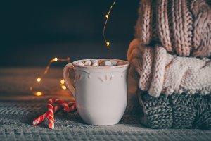 Cozy Mood Christmas Card