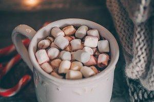 Winter Drink Hot Chocolate