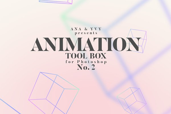 Objects: ana & yvy - ♥ GEOMETRIC & GRADIENT ♥ ANIMATION ♥