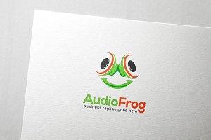 Audio Frog Logo