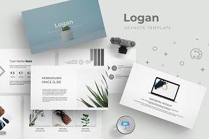 Logan - Keynote Template