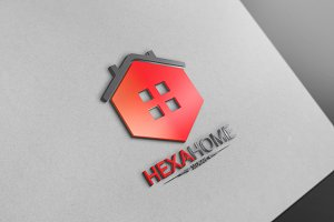Hexa Home Logo Version2