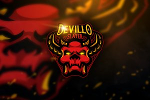 Devil - Mascot & Esport Logo