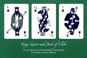 Deck's Figures: Clubs