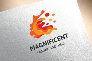 Magnificent Logo