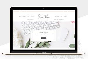 Portfolio eCommerce Genesis theme Gr