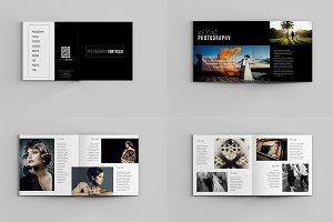 Gravix - Square Photography Brochure