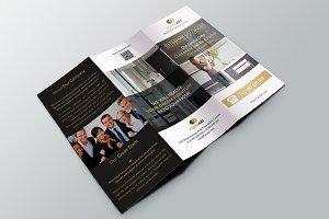 Georgyno - Elegant Trifold Brochure