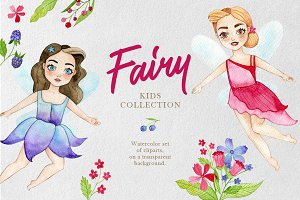 Kids collection - Fairy