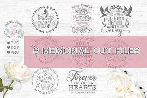 Memorial Cut Files