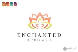 Beauty Dermatology Logo Template 5