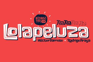 Lolapeluza Family+Cyrillic bundle