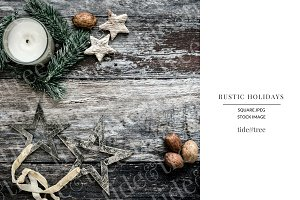 Rustic Holidays | Square No 2