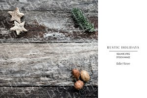 Rustic Holidays | Square No 1