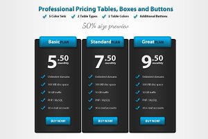 Professional Pricing Plans