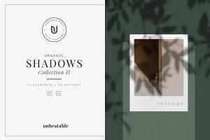Organic Shadows Effect Collection II