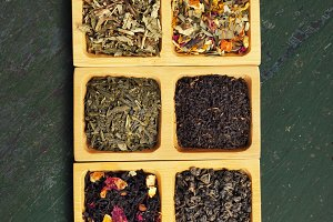 Tea composition