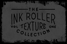 Ink Roller Texture Collection VOL. 1