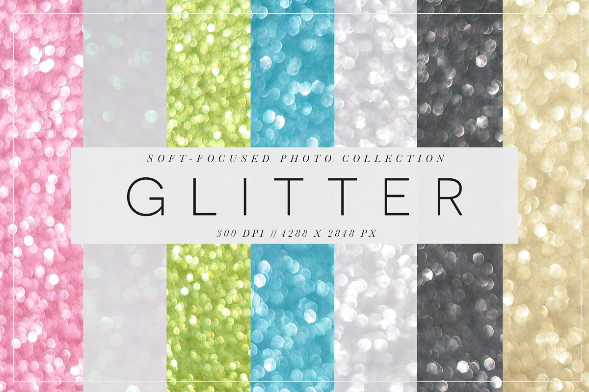 Glitter Photo Collection in Textures - product preview 6
