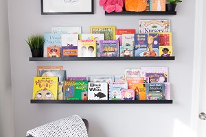 Modern Neutral Nursery for Baby