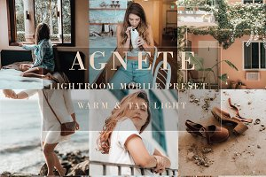 Mobile Lightroom Preset Full Pack