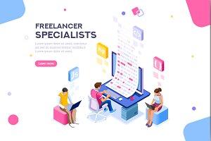 Freelancer Editable Template Banner