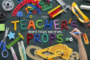 Teacher's STEM Props