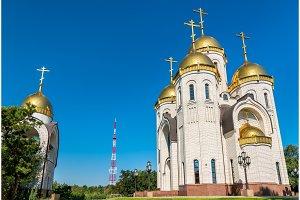 All Saints Church on Mamayev Kurgan