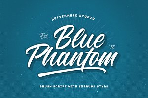 Blue Phantom Script