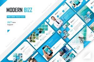 Modern Bizz Powerpoint