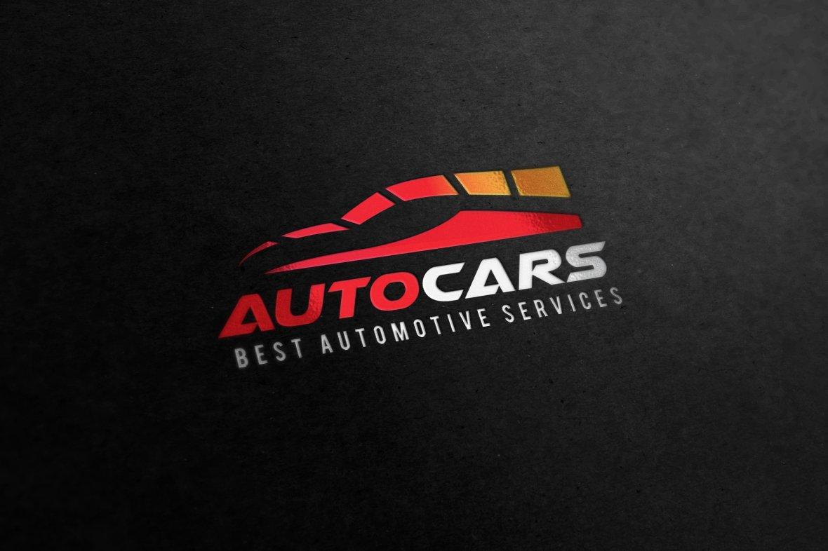 Automotive Car ~ Logo Templates ~ Creative Market