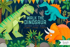 WALK THE DINOSAUR