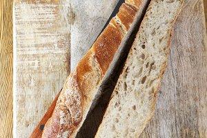 baguette cut