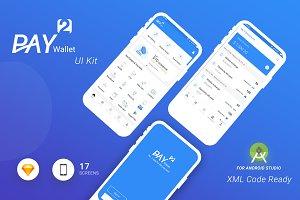 Pay2wallet UI Kit