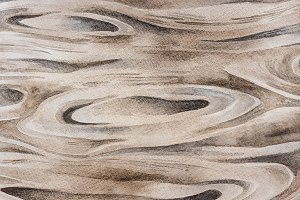 Watercolor Wooden Texture