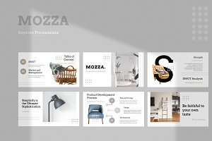 Mozza Furniture Keynote