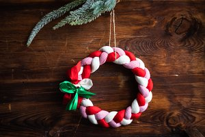 Christmas handmade concept